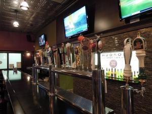 Beer taps offering 20+ varieties