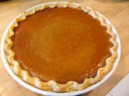 Pumpkin pie's aroma while baking is said to be the leading sexual turn on aroma for men.