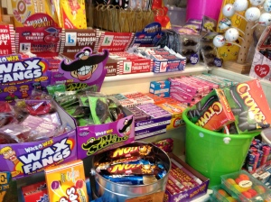Sugar frenzy at Robin's Candy Shop