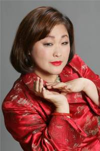 Esther Goodhart, aka Oriental Beauty, who will serve as tummler or host at Nosher-Rye deli restaurants upcoming series of comedy & trivia dinner shows that benefit area charities