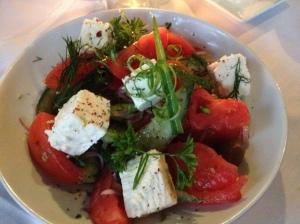 Long Island Tomato Salad