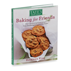 Tate's Baking For Friends Recipe Book By Kathleen King