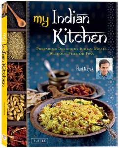 My Indian Kitchen Cookbook by Hari Nayak
