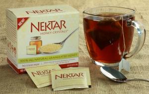 Nektar Naturals granulated honey