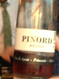 Pinord is a complex mix of red berries framed with a smoky Garnacha character, from Vinaio Imports