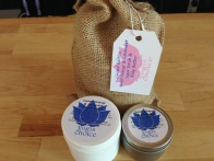 Yogis Choice Sweet Orange & Lavender Scrub and Body Butter