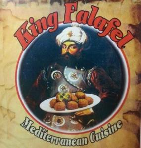 king-falafel logo