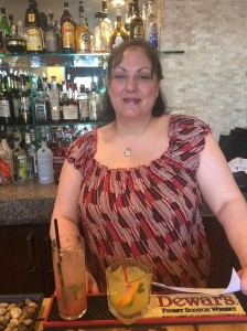 Ida Martin, Bibi'z Restaurant and Lounge, Westwood, NJ - sexy summer cocktails which beat the heat